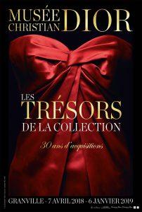 Exposition temporaire au musée Christian Dior