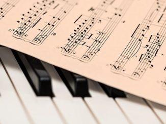piano et partitions