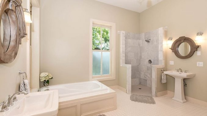 salle de bain sénior